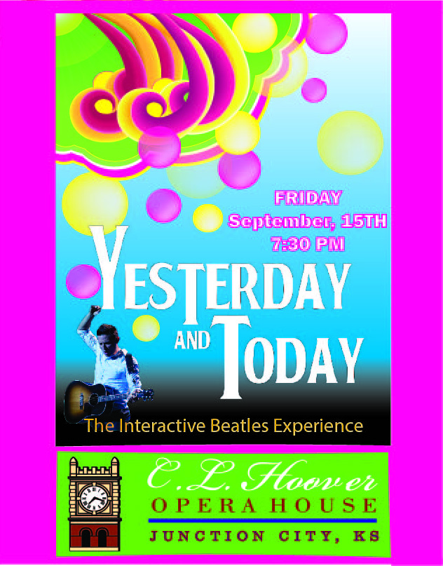 Yesterday and Today Flyer