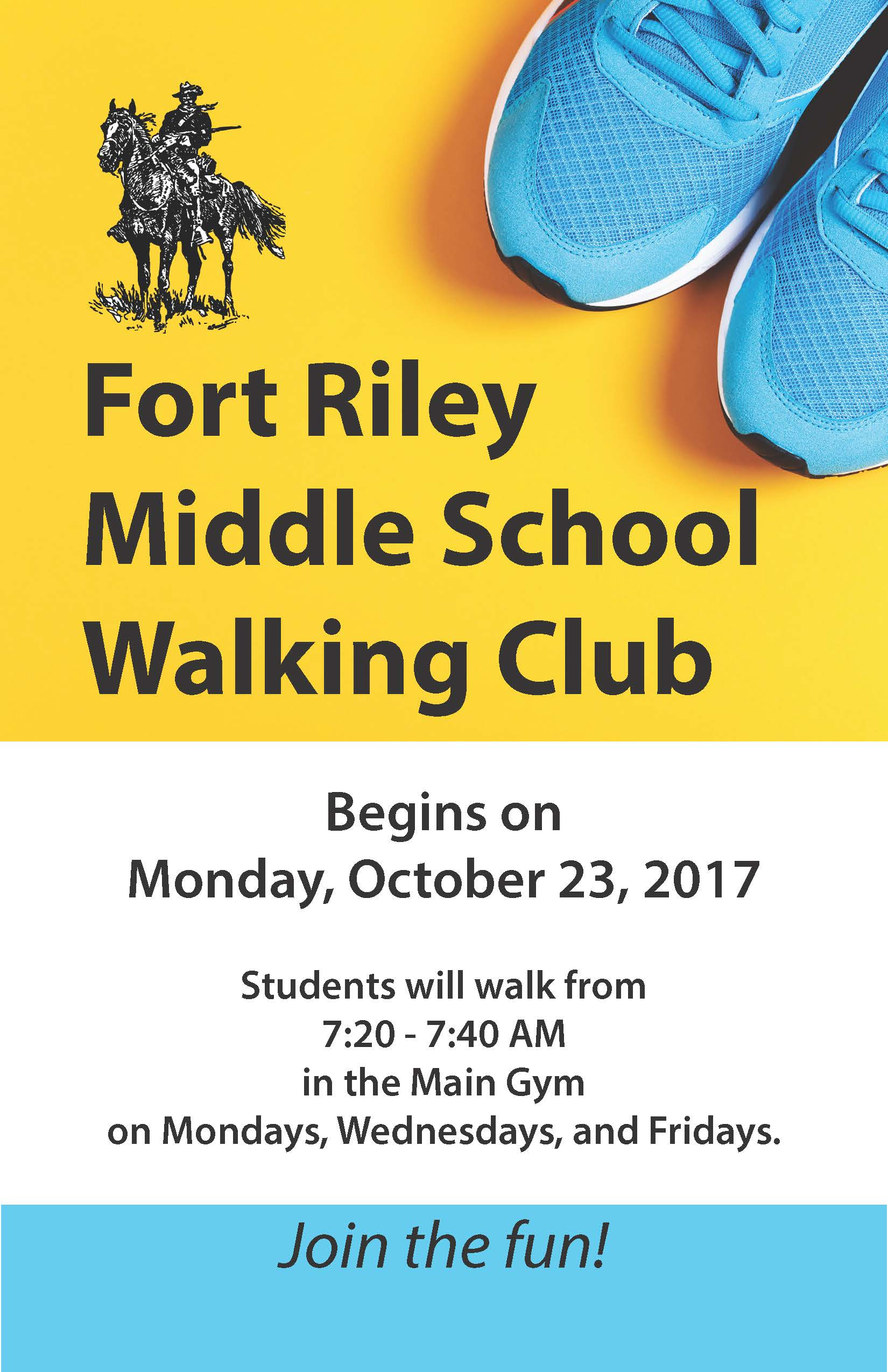 FRMS Walking Flyer