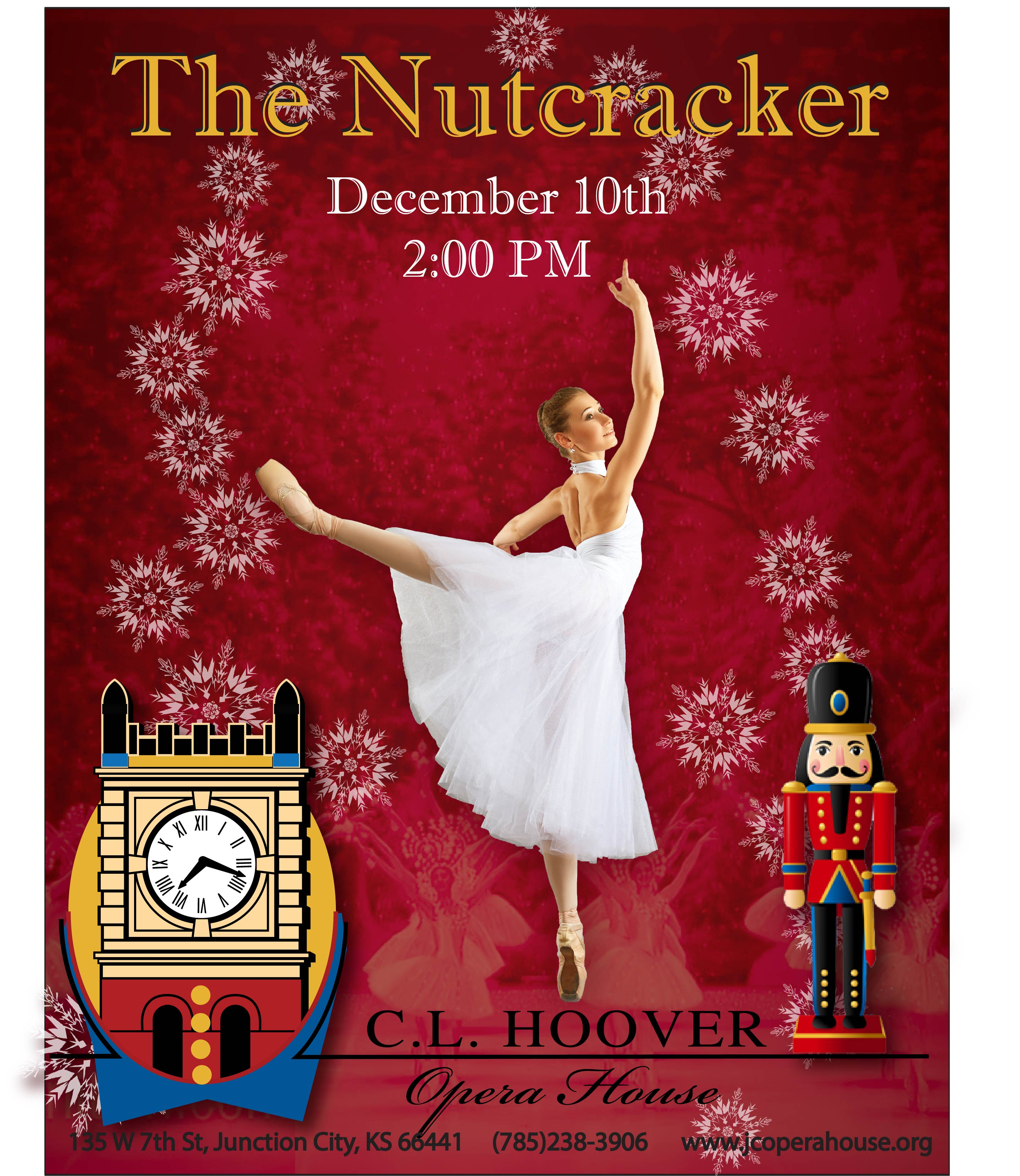 The Nutcracker Flyer