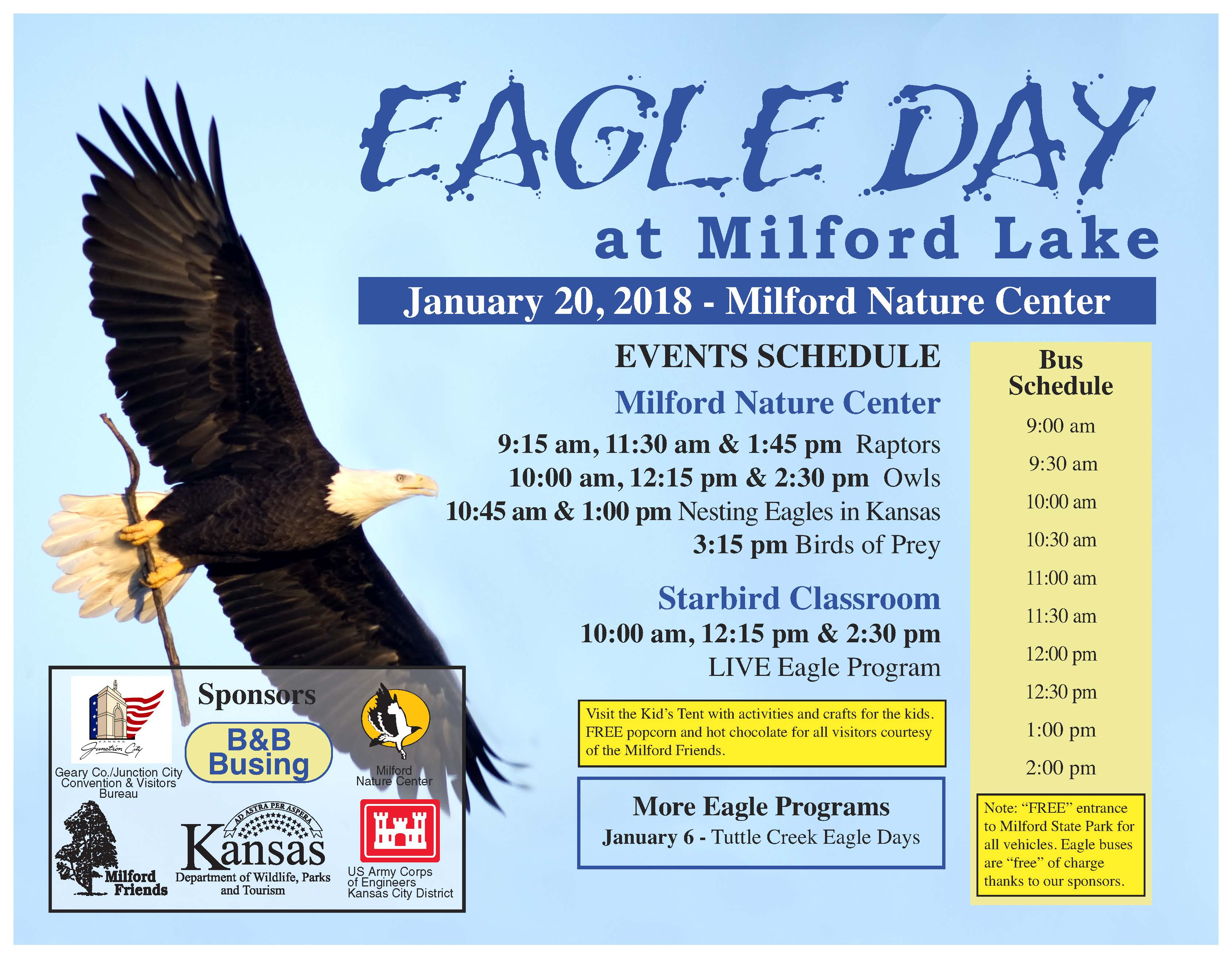 Eagle Day Flyer