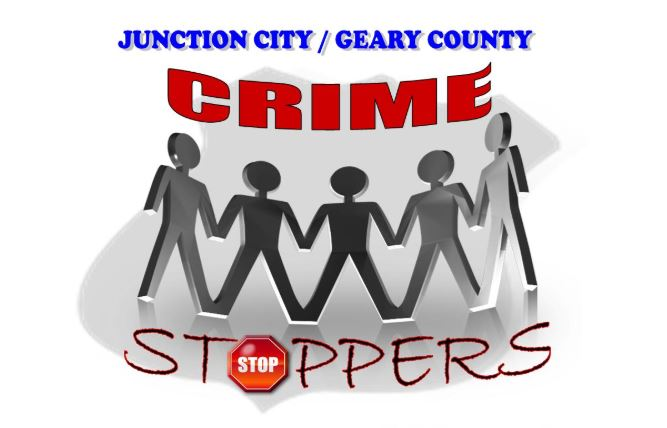 Crime Stoppers logo.