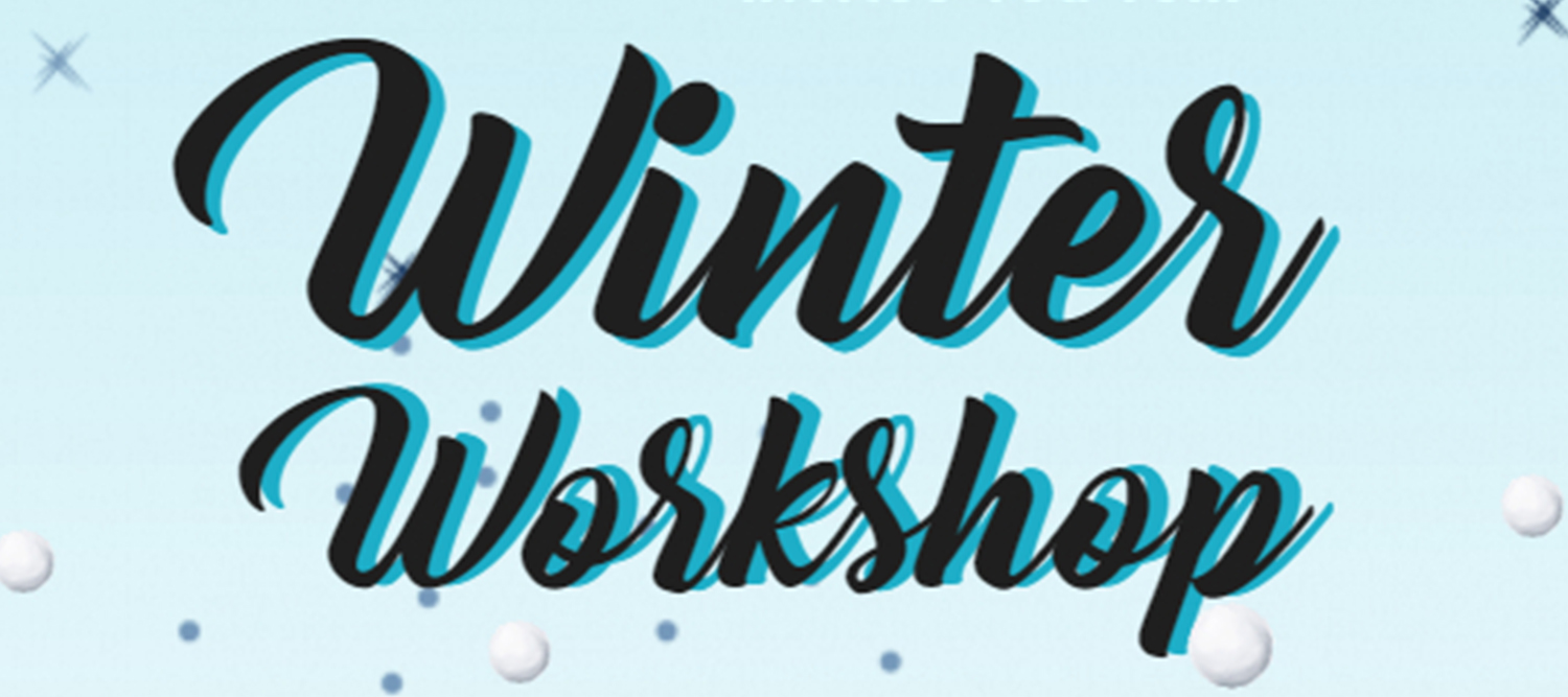 Winter Workshop- JCHS ACSS Program
