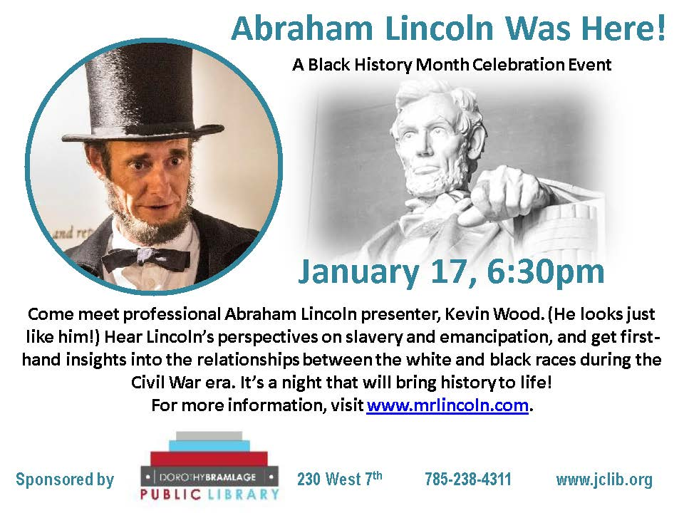 Abraham Lincoln Was Here Spr 19